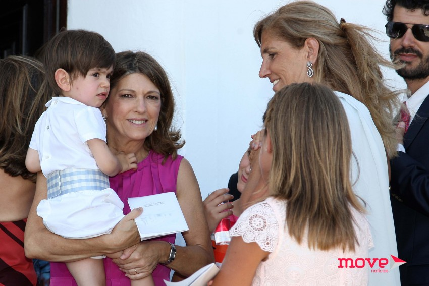 Casamento do filho de Margarida Sousa Uva e Durão Barroso 6