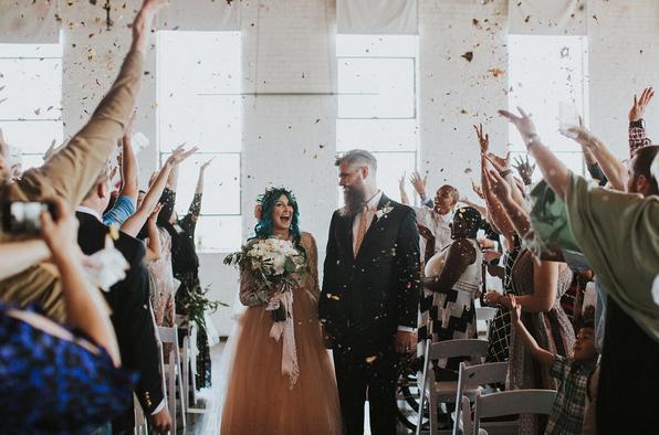 Casamento Jaquie e Andy Goncher