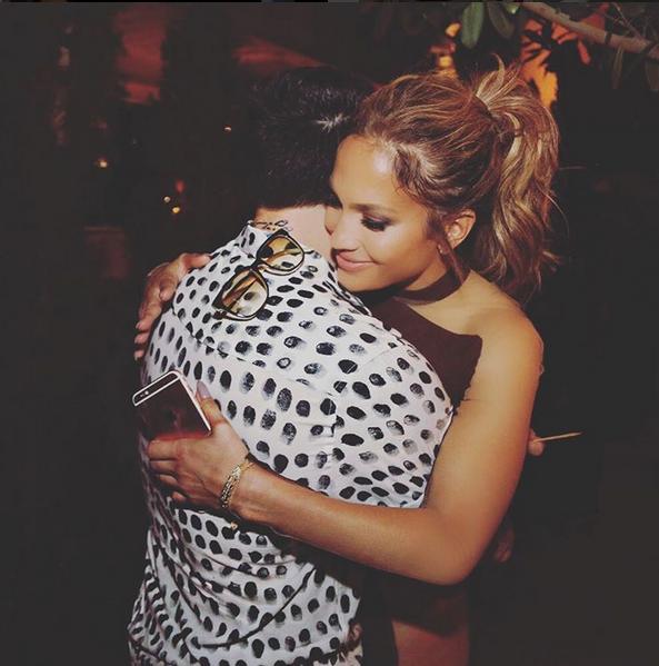 No dia do aniversário de Jennifer Lopez
