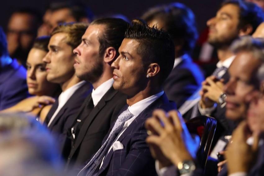 Cristiano Ronaldo Prémio Melhor Jogador UEFA 2