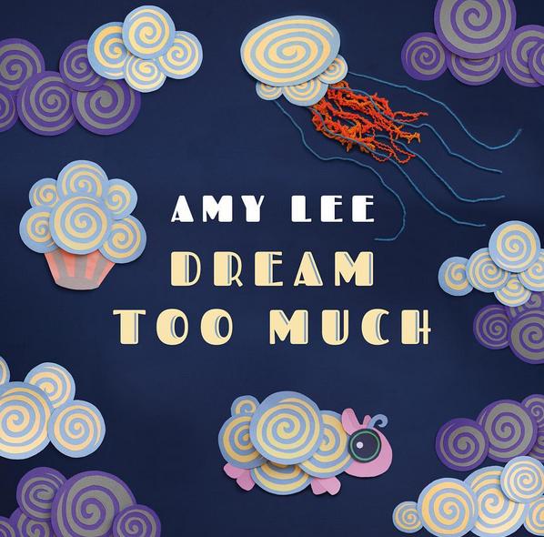 O novo disco chama-se 'Dream Too Much'