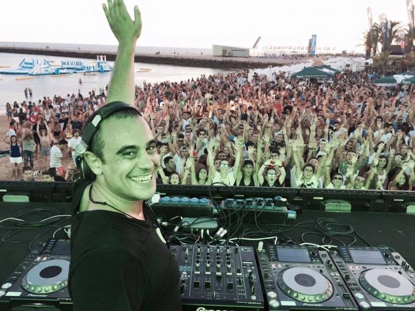 Eddie Ferrer é um dos DJ portugueses de maior renome internacional