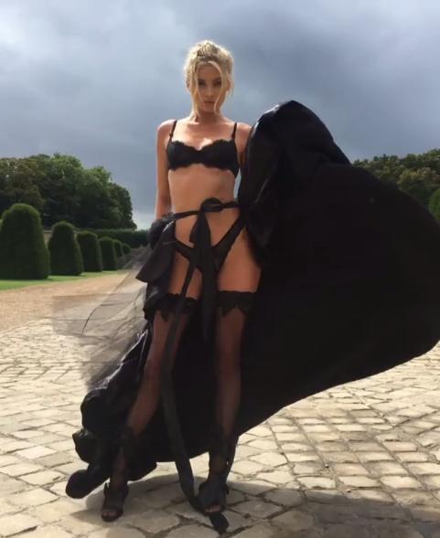 Elsa Hosk Victoria's Secret 2