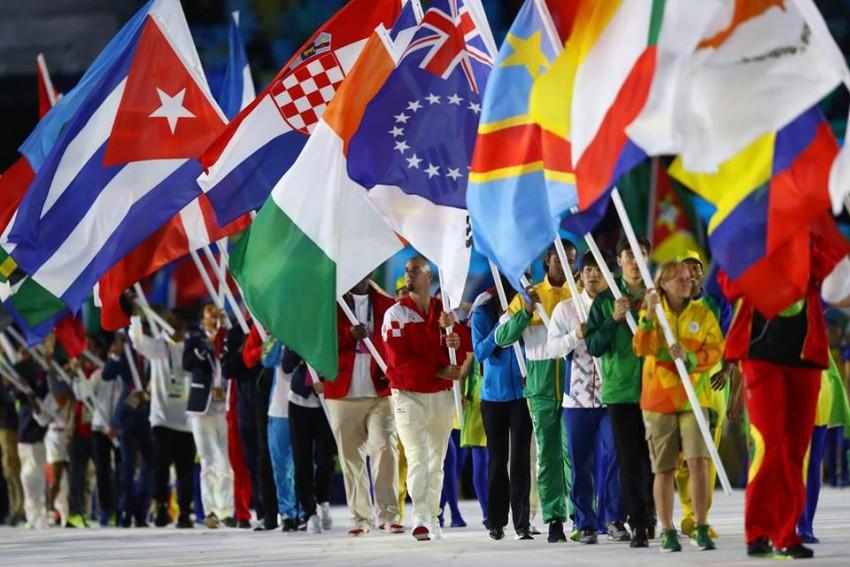 Encerramento Jogos Olímpicos Rio de Janeiro 10