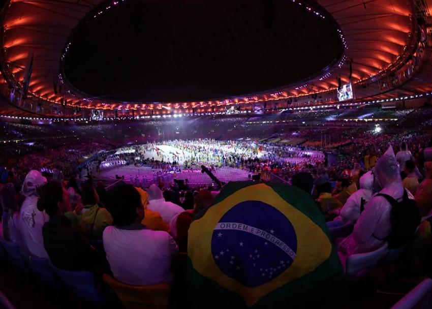 Encerramento Jogos Olímpicos Rio de Janeiro 13