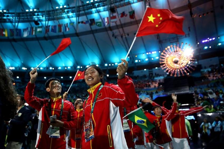 Encerramento Jogos Olímpicos Rio de Janeiro 15