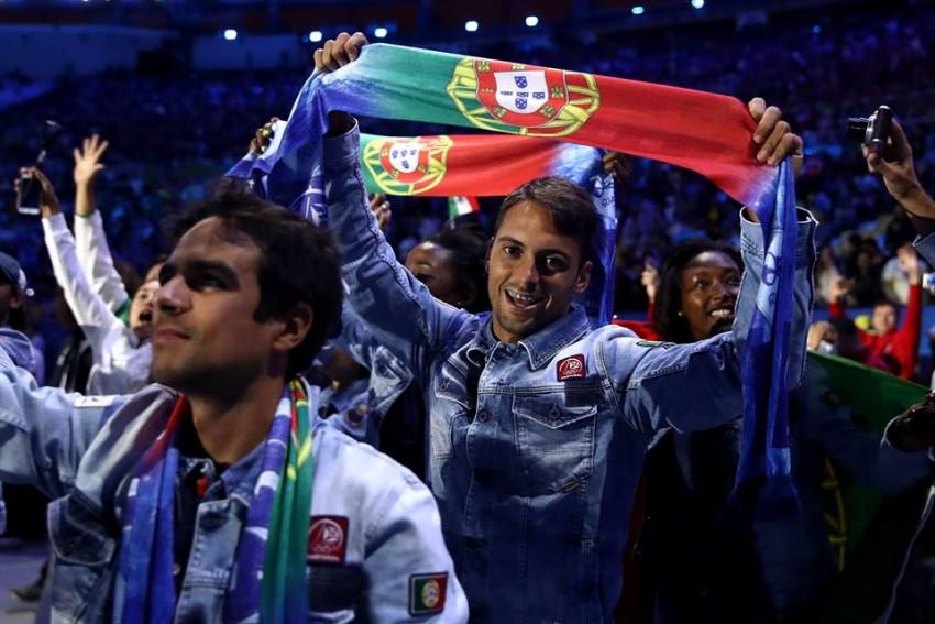 Encerramento Jogos Olímpicos Rio de Janeiro 16