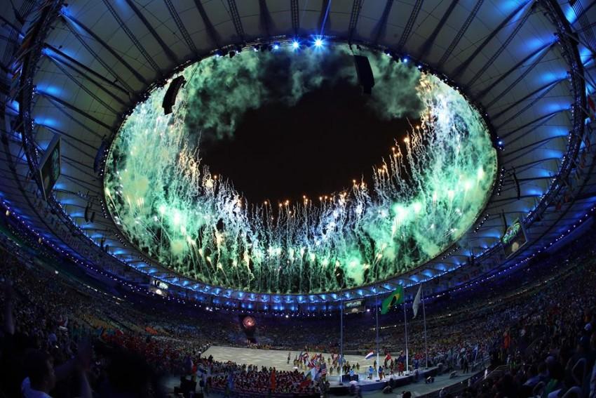 Encerramento Jogos Olímpicos Rio de Janeiro 17