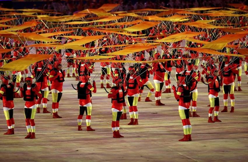 Encerramento Jogos Olímpicos Rio de Janeiro 18