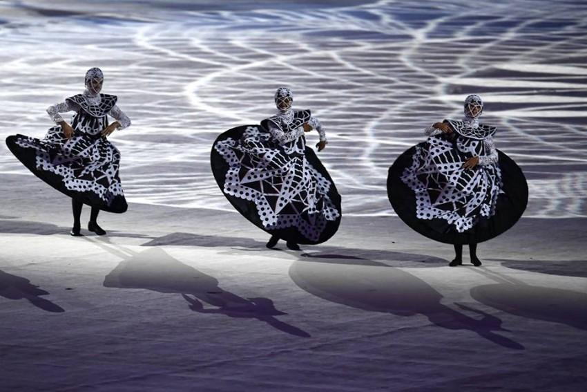 Encerramento Jogos Olímpicos Rio de Janeiro 19