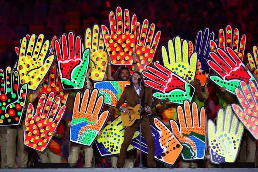 Encerramento Jogos Olímpicos Rio de Janeiro 2