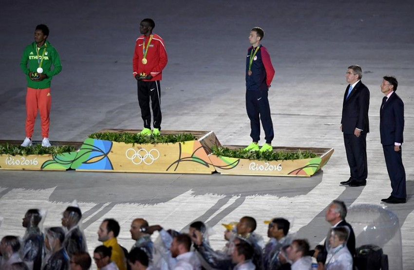 Encerramento Jogos Olímpicos Rio de Janeiro 21