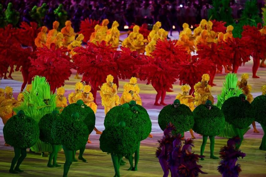 Encerramento Jogos Olímpicos Rio de Janeiro 24