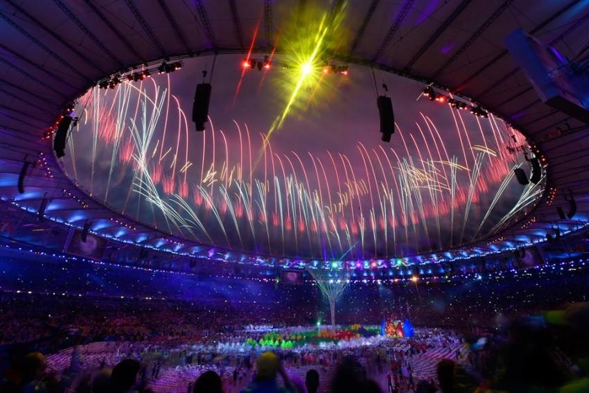 Encerramento Jogos Olímpicos Rio de Janeiro 27