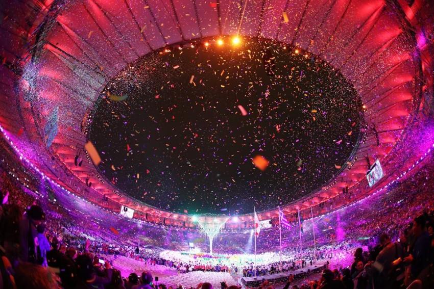 Encerramento Jogos Olímpicos Rio de Janeiro 28