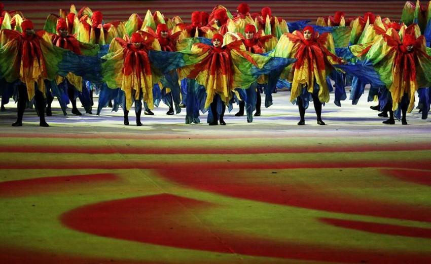 Encerramento Jogos Olímpicos Rio de Janeiro 31