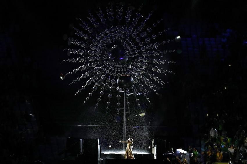 Encerramento Jogos Olímpicos Rio de Janeiro 4