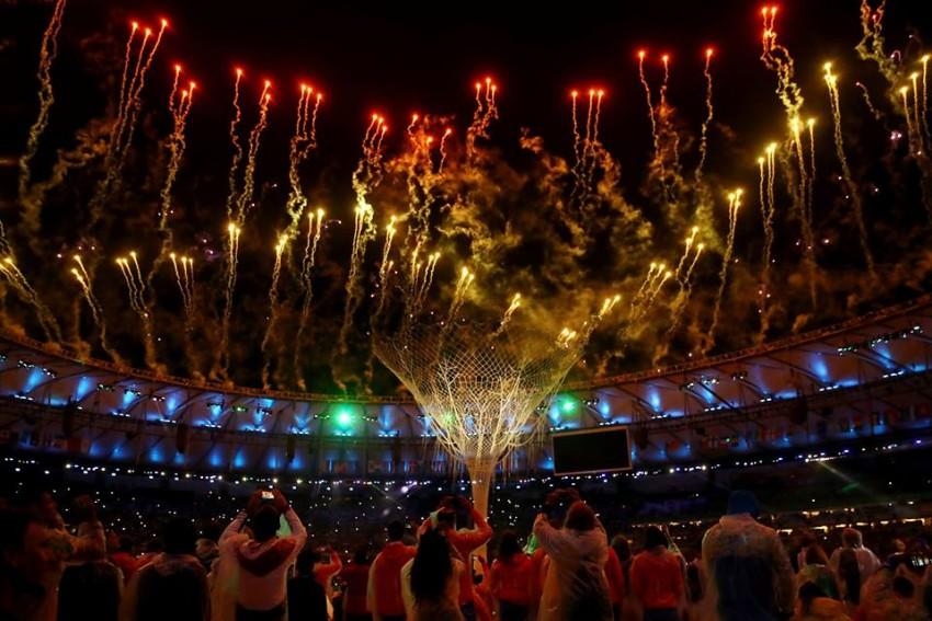 Encerramento Jogos Olímpicos Rio de Janeiro 7