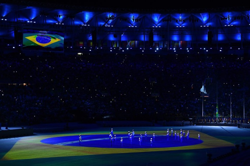Encerramento Jogos Olímpicos Rio de Janeiro