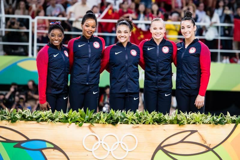 A equipa, que tem o cognome de 'The Final Five'