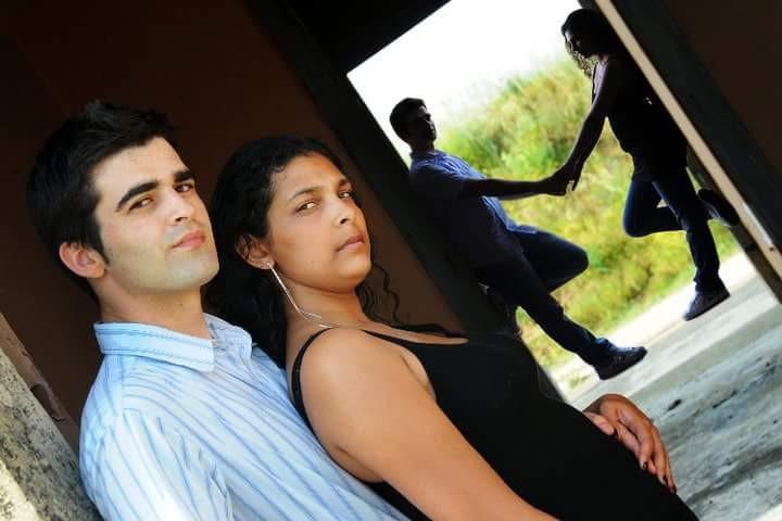 O casal de emigrantes no Dubai gerou uma onda de solidariedade em 2014