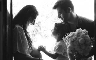 Eugénia, Gonçalo Queiroz e filho