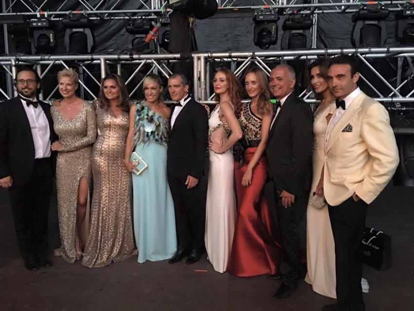 Famosos Starlite Gala