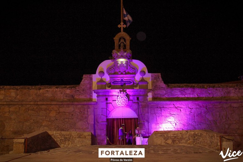 O local histórico do concerto, o Bar Fortaleza, na Póvoa de Varzim