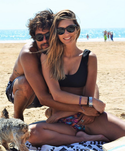Joana Freitas e Francisco Alves
