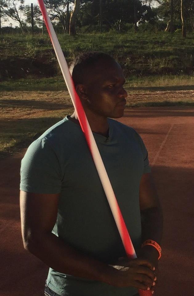 Julius Yego dardo