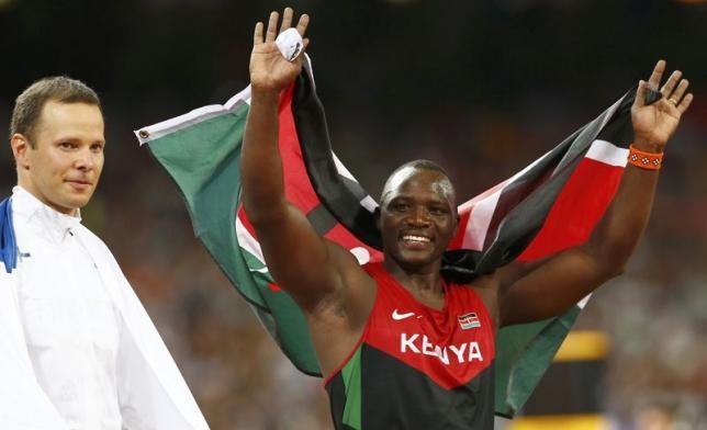 Julius Yego Quénia