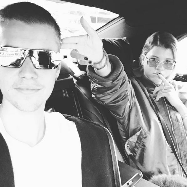 Justin Bieber e Sofia Richie