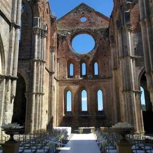 Abadia de San Galgano,