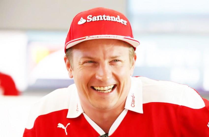 Kimi Raikkonen fórmula 1