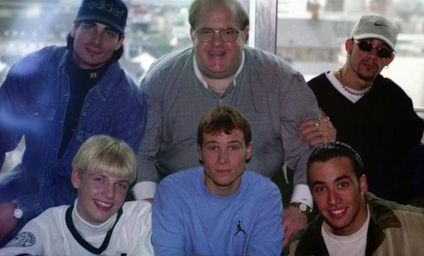 Lou Pearlman e Backstreet Boys