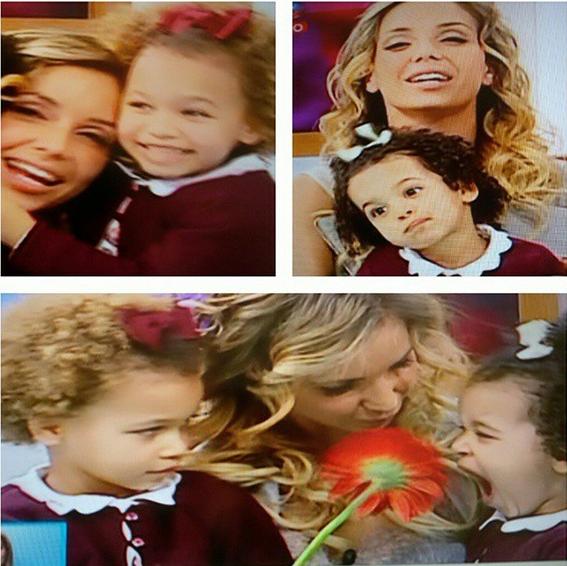 Luciana Abreu, Lyonce e Lyani