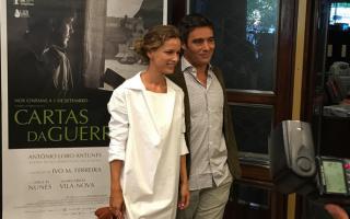 Margarida Vila Nova e Ivo Ferreira Cartas da Guerra 2