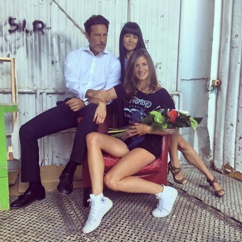 Matilde Breyner contracenava no núcleo de Paula Neves e Paulo Pires