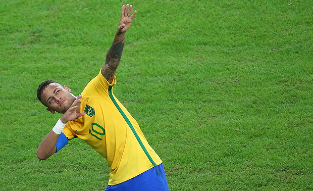 Neymar raio