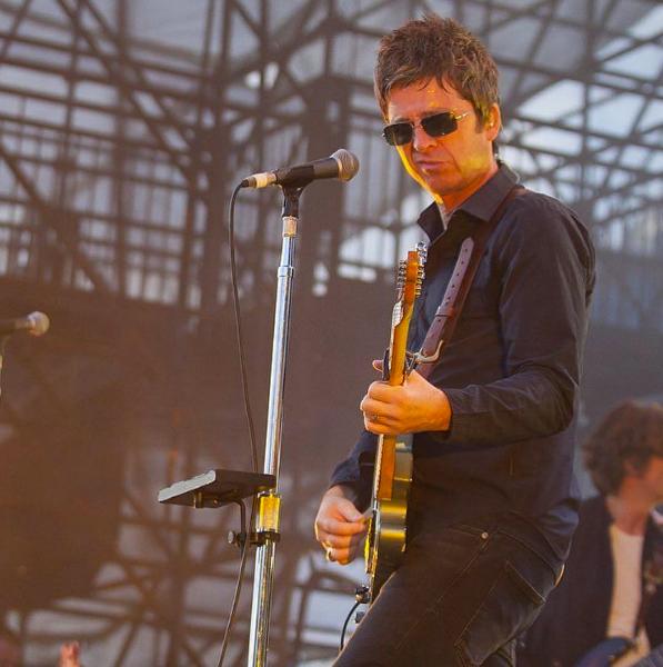 A jovem é filha de Noel Gallagher