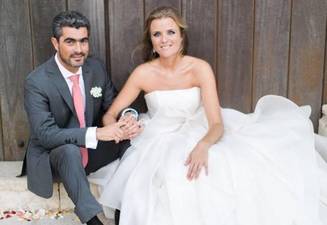 Pedro Couceiro e Mariana Sousa Gaspar