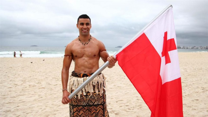 Pita Taufatofua Tonga