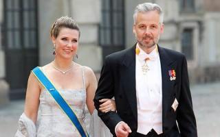 Princesa Martha Louise e Ari Behn da Noruega