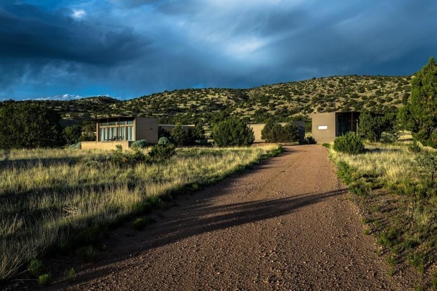 Rancho de Tom Ford em Santa Fe 4
