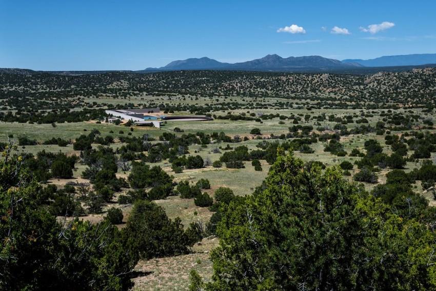 Rancho de Tom Ford em Santa Fe 8