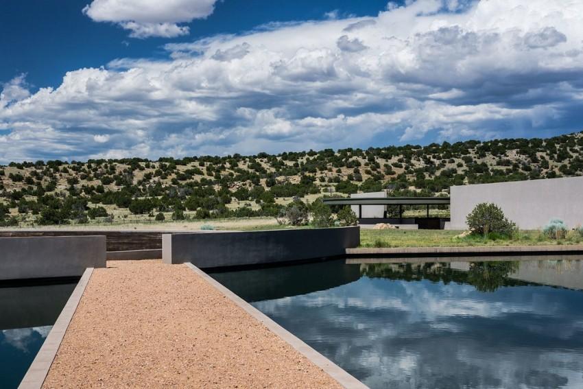 Rancho de Tom Ford em Santa Fe