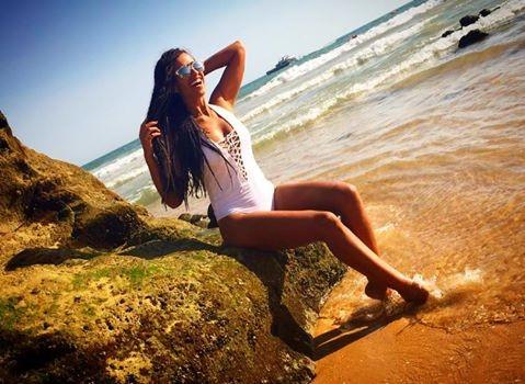 Rita Pereira férias