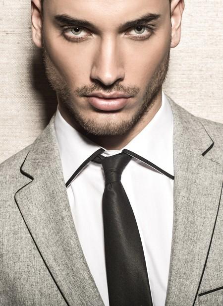 Rui D'Almeida é agora modelo da Central Models