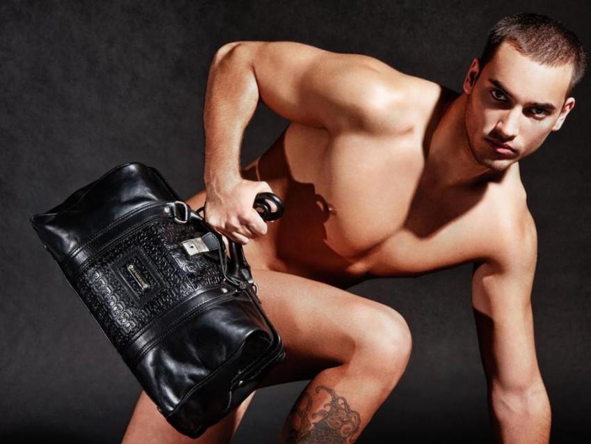 Em 2012 protagonizou a campanha de malas by Gio Rodrigues