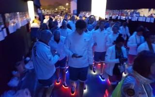 Sapatilhas com luz Seleção britânica Jogos Rio 10